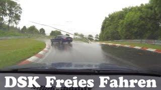 trackday audi a3 quattro dsk freies fahren nordschleife 03 07 2013 runde 2 7 bmw m5 drift