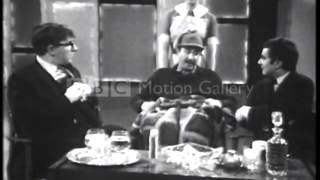"Peter Cook, Dudley Moore, Peter Sellers ""The Gourmets"" Sketch from Not Only But Also"