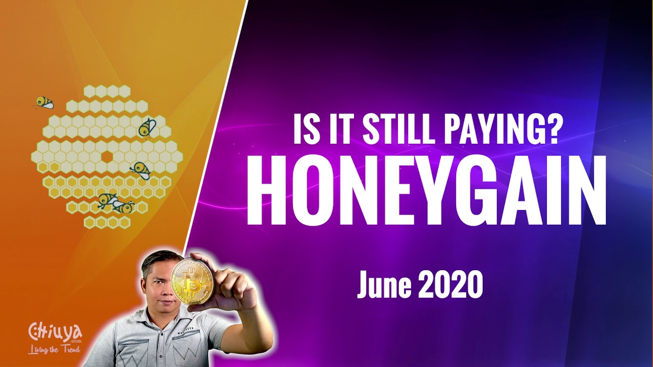 Honeygain, Is it still paying? June 2020