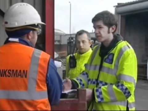 Cable Theft - Network Rail cables in Midlands to be marked with SmartWater