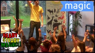 Funny Childrens Entertainer 2015 | Ready Steady Magic