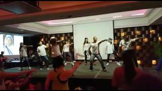 Zumba charity - just the way you are