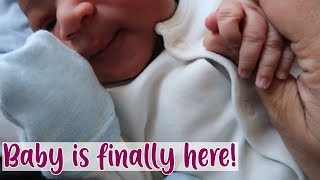 Baby Number 6 is Finally Here! | Vlog | Shamsa