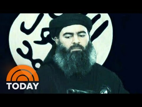 Russia Claims ISIS Leader Al-Baghdadi May Have Been Killed In Airstrike | TODAY