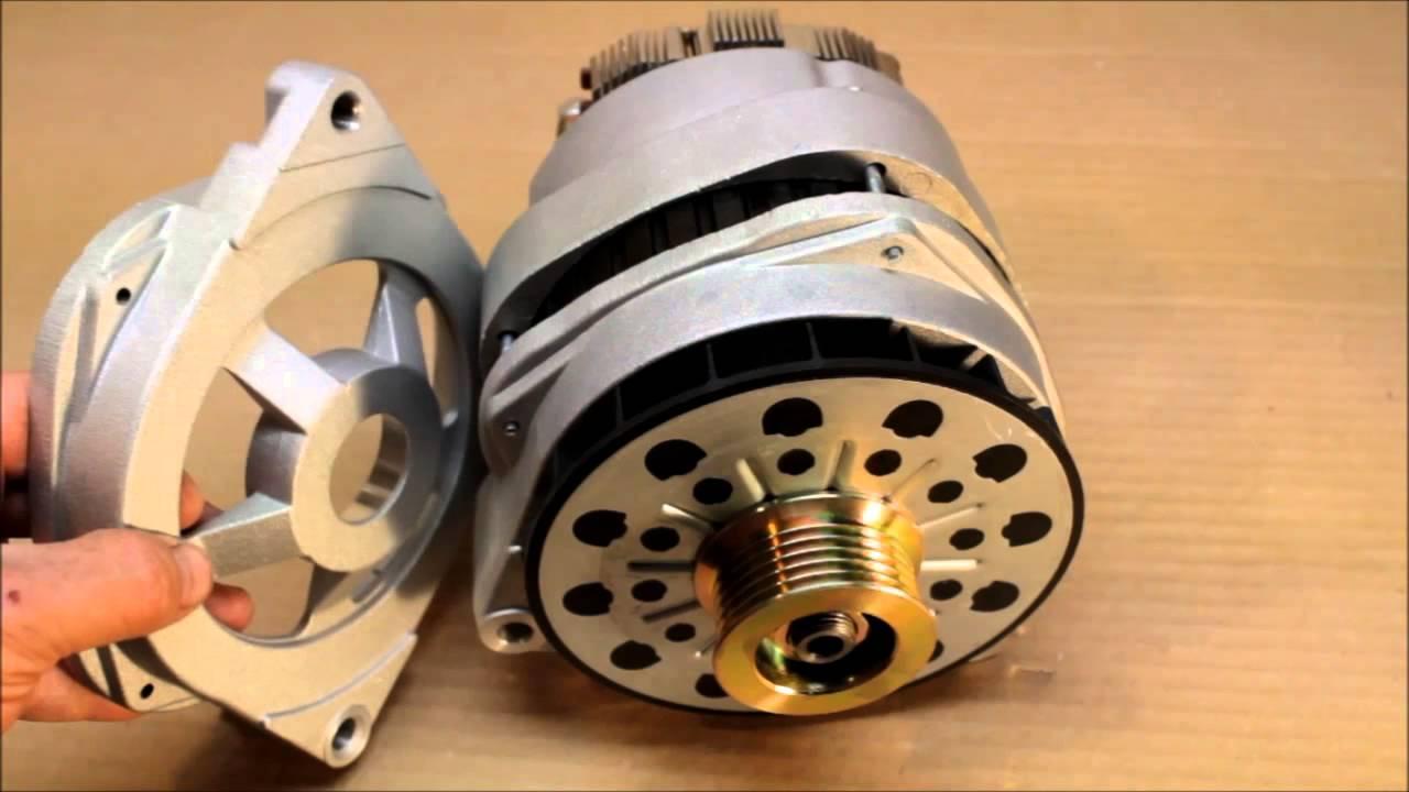 Alternator Gm Based Cs144 Dual Bridge Rectifier High