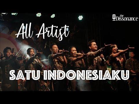 Satu Indonesiaku Cover By The Dissonance