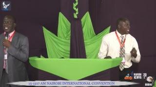 NAIROBI INTERNATIONAL CONVENTION 2017