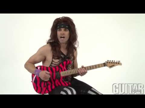 Steel Panther  Satchel on How to Play Glory Hole
