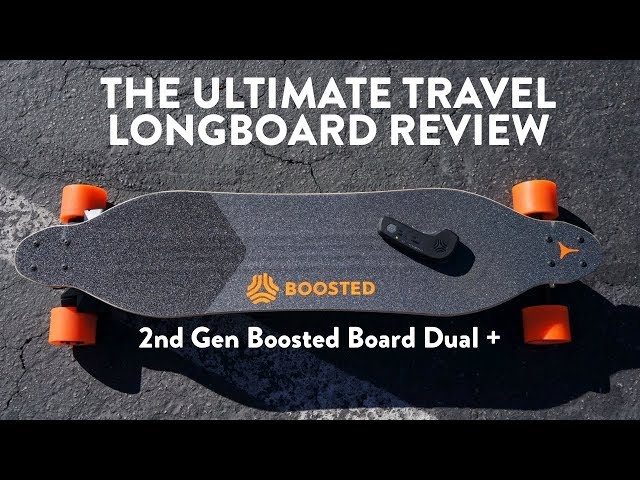 4 THINGS YOU NEED TO KNOW BEFORE BUYING A BOOSTED BOARD