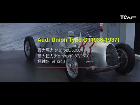 [4K] 2018台北車展Audi賽車老將主秀搶先看 - TCAR