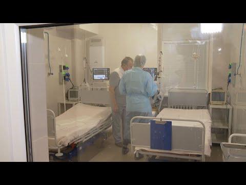Как содержатся изолированные пациенты с подозрением на коронавирус в Тамбове