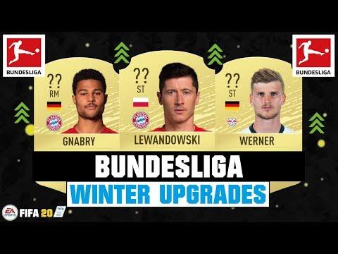 Bundesliga Top Table