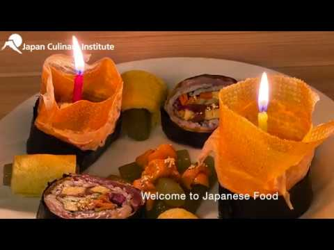 Japan Culinary Institute_All about Japanese Food_1