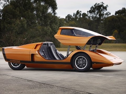 Cars Of The Future 2030