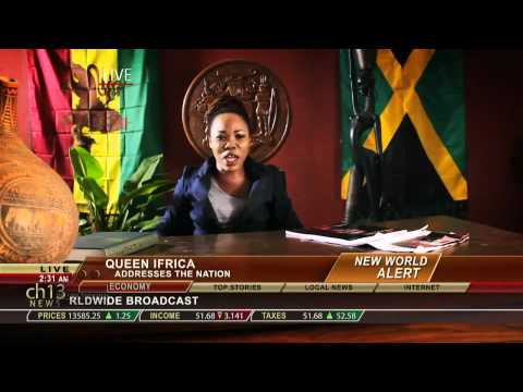 Queen Ifrica - Times Like These (Official Video)