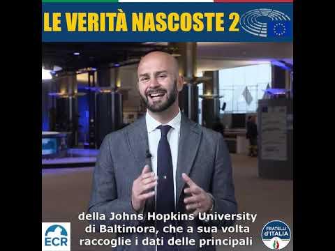 Nicola Procaccini: Le verità nascoste 2. Come si è diffuso il coronavirus in Europa