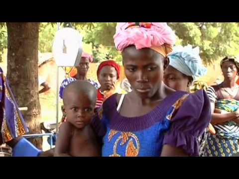 UNICEF: Improving chances for malnourished children in Côte d'Ivoire