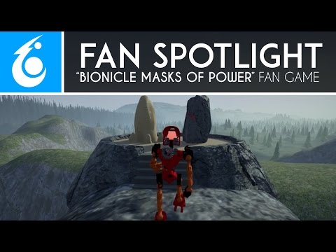 NEW BIONICLE FAN GAME? | Eljay Plays BIONICLE: Masks Of Power