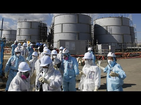 5 years on: Japan marks anniversary of tsunami, Fukushima disaster