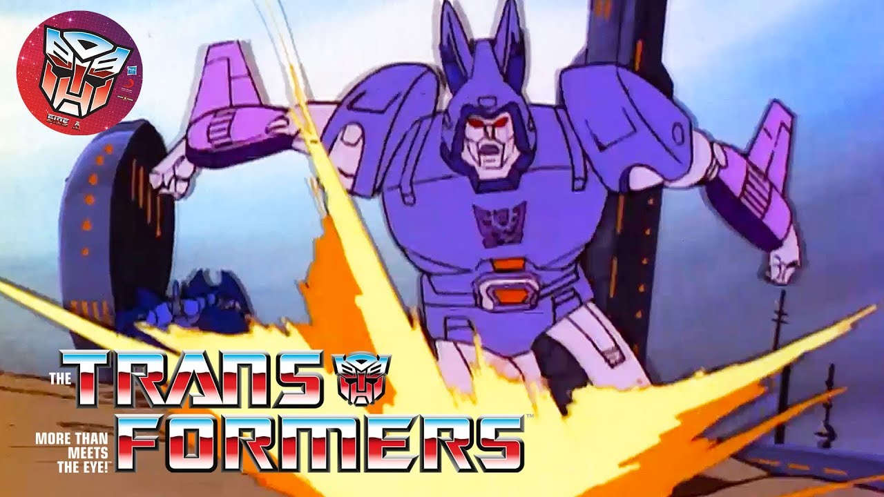 Transformers G1 Soundtrack Saturdays -Sinister : Tracks 34, 35 & 36