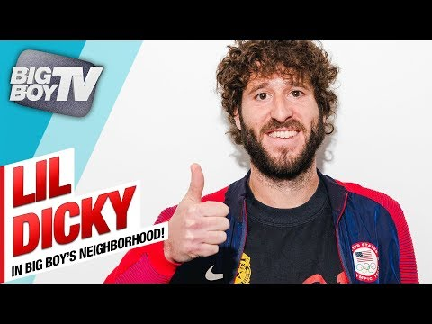 Lil Dicky on 'Freaky Friday' w/ Chris Brown, Online Dating & Driving a Toyota