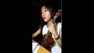 [Hướng dẫn Ukulele] Làm người yêu anh nhé baby- Hợp Âm Ukulele_ Cao Tiểu Yêu