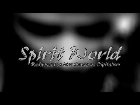 The Reborn Identity | Radiohead vs Morcheeba ft. Manda Zamolo vs Digitalism - Spirit World (mashup)