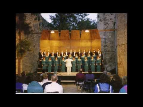 With a Sweet Dream - Edgar Hovhannisyan - Armenian Radio and TV Chamber Choir
