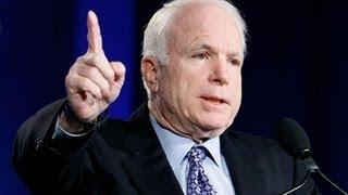 John McCain Defends Obamacare?