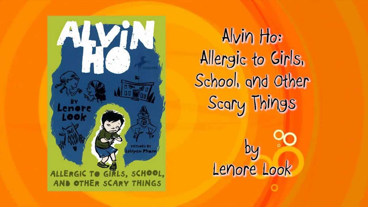 Alvin Ho Series