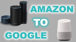 Why I'm Switching From Amazon Echo to Google Home...