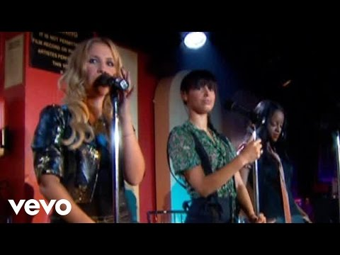 Sugababes - Ugly (Yahoo! Session)