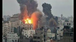 сегодня последние новости, Палестинские боевики нанесли очередной удар по городам Израиля