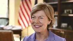 Senator Tammy Baldwin Reflects on Pride Month