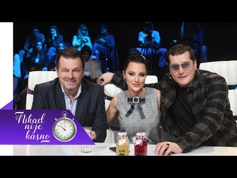 Nikad nije kasno - Cela emisija 16 - 29.01.2018.