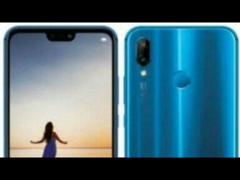 Huawei NOVA 3e unboxing Saudi Arabia