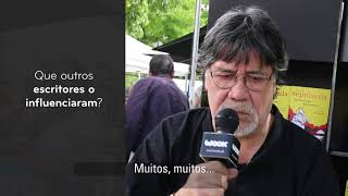 Entrevista exclusiva a luis sepúlveda