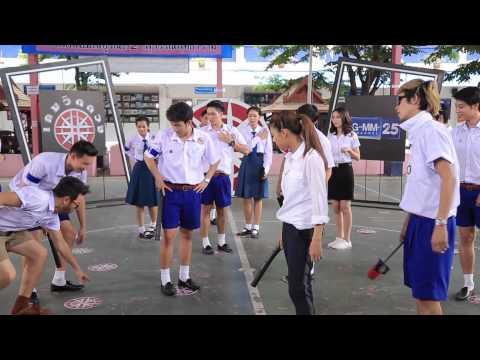 เกมวัดดวง 2015 - ตอน GPA สถาบันวัดดวงพันธุ์แสบ  วันที่ 12 กันยายน 2558
