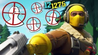 improved PRECISION and accuracy to not fail at Fortnite Battle Royale