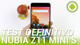Nubia Z11 Mini S, versione definitiva