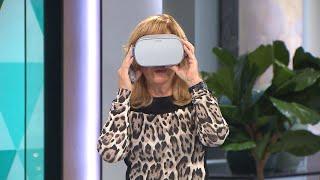 Hjärnforskaren Katarina Gospic om virtual reality som snart kan anv...
