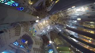 Искупительный храм Святого Семейства(Храм Гауди) (Барселона)(Этот храм начали строить в1882 г. и до сих пор не закончили))), 2016-11-21T12:47:37.000Z)