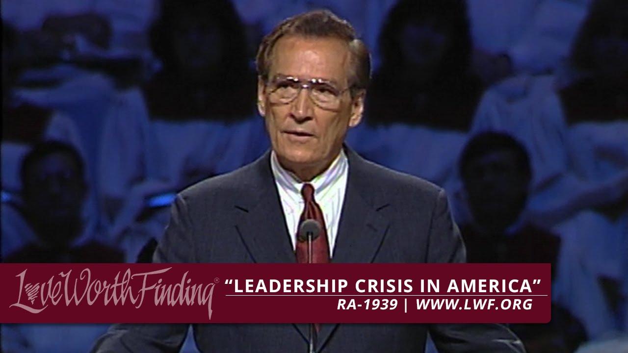 Adrian Rogers: Leadership Crisis in America - RA1939