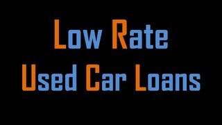 Used Car Loans with No Down Payment Plans for Bad Credit