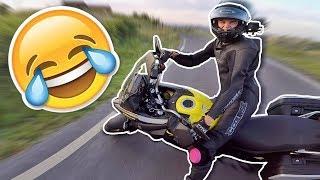 IMPOSSIBILE NON RIDERE ! **VI SFIDO** - MotoGP Mugello 2018