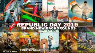 Download | 26 January Republic day | Photo Editing Background | Full HD Latest Background New | 2019