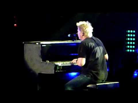 The Offspring - Gone Away Piano Version 7/24/10 (HD)