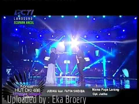 Download Video Lagu Fatin ft Judika - Mama Papa Larang -  | Mp4 baik