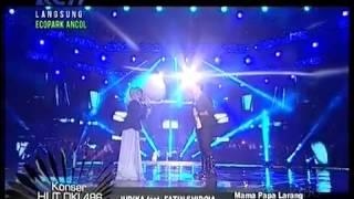 Gambar cover Judika Feat Fatin - Mama Papa Larang