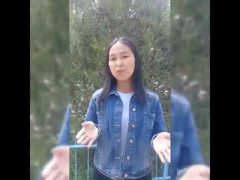 #видео_сынак_13 ///Мч-18б///Курбанбекова Саадат
